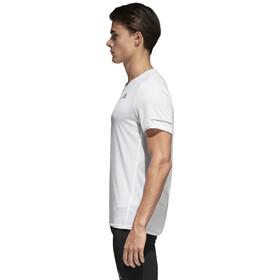 adidas Run Lyhythihainen T-paita Miehet, white
